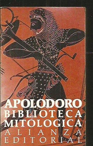 9788420606040: Biblioteca Mitologia (Spanish Edition)
