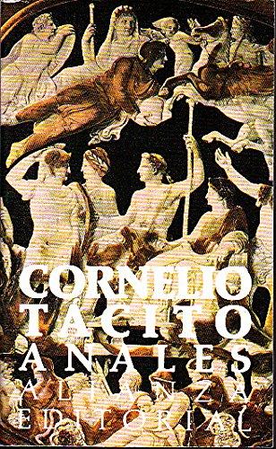 9788420606521: Anales (Spanish Edition)