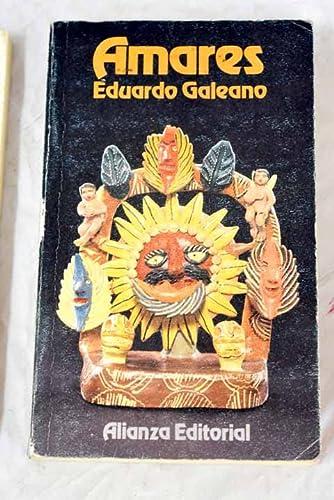 9788420606545: Amares (Libro De Bolsillo, El)