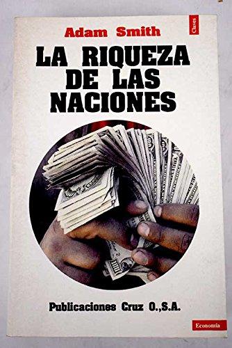 9788420606651: Riqueza de las naciones, la (Libro De Bolsillo, El)