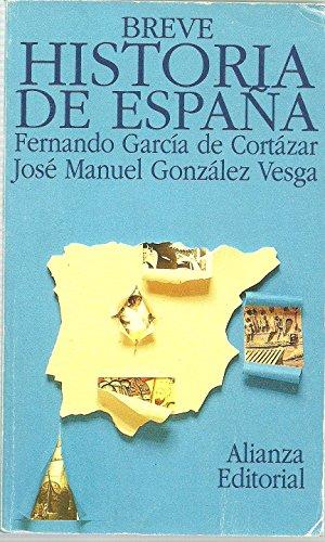 Breve historia de España (Spanish Edition): Fernando GarcÃa de