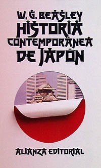 9788420607160: Historia contemporanea de Japon / Comperary History of Japan (Spanish Edition)
