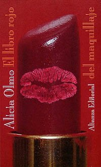 9788420607634: El libro rojo del maquillaje / The Red Makeup Book (Spanish Edition)