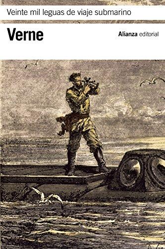 9788420608426: Veinte mil leguas de viaje submarino (El Libro De Bolsillo) (Spanish Edition)