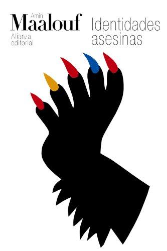 9788420609010: Identidades asesinas (El Libro De Bolsillo - Bibliotecas De Autor - Biblioteca Maalouf)