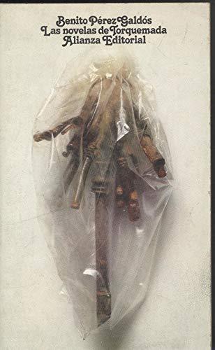 9788420610887: Novelas de torquemada, las: Las Novelas De Torquemada (Libro De Bolsillo, El)
