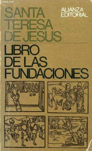 Libro de las fundaciones: n/a