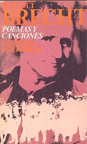 9788420611037: Brecht Poemas (Spanish Edition)