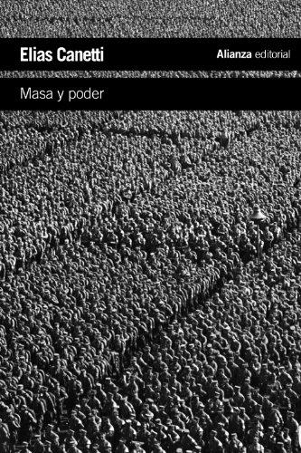 9788420611044: Masa y poder (El libro de bolsillo - Humanidades)