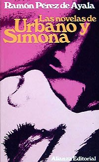 9788420611778: Las novelas de Urbano y Simona / The Novels of Urbano and Simona (Seccion Literatura) (Spanish Edition)