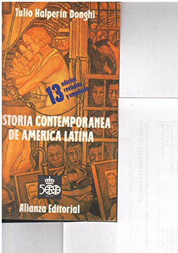 9788420611921: Historia Contemporanea De America Latina : Contemporary History of Latin
