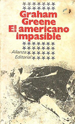 9788420612645: El americano impasible (Libro De Bolsillo, El)