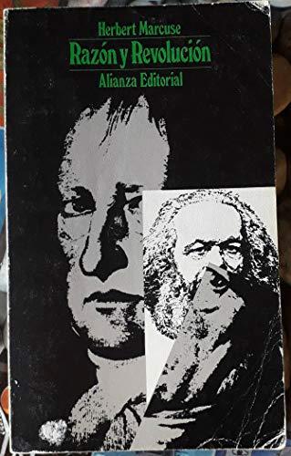 9788420612928: Razon y Revolucion (Spanish Edition)
