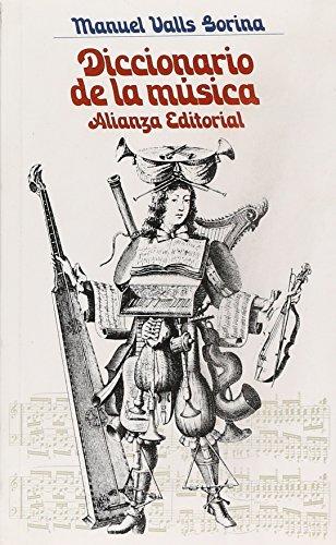 9788420613345: Diccionario De La Musica (El Libro De Bolsillo) (Spanish Edition)