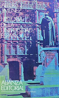 9788420613352: Historia de la universidad espanola / History of Spain's University (Spanish Edition)