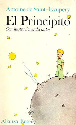 El Principito (The Little Prince) (Fiction, Poetry: Antoine de Saint-Exupery