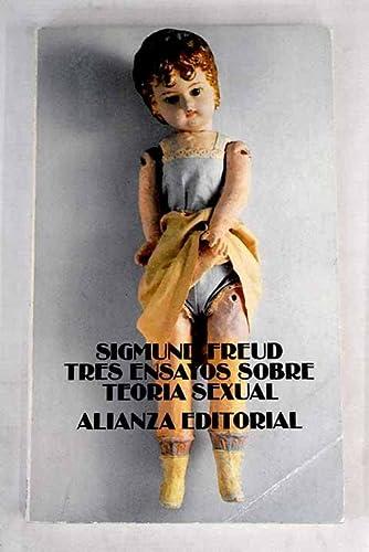 Tres Ensayos Sobre Teoria Sexual (Spanish Edition): Freud, Sigmund