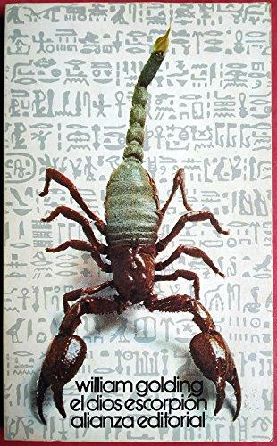 9788420614687: El dios escorpion