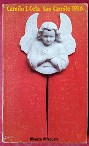 San Camilo, 1936 (El libro de bolsillo).: Cela, Camilo Jose: