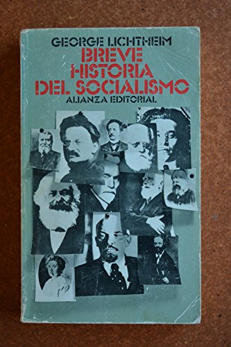 9788420615639: Breve historia del socialismo