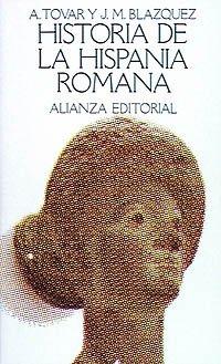 9788420615653: Historia de la Hispania romana (El Libro De Bolsillo (Lb))