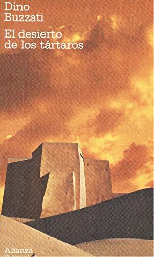 9788420616353: El Desierto de Los Tartaros (Spanish Edition)