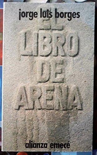 9788420616629: Libro de la arena, el: El Libro De Arena (El libro de bolsillo. Sección literatura)