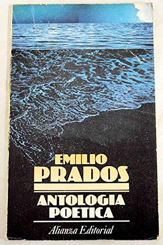 9788420616902: Antología poética (El Libro de bolsillo ; 690 : Sección Literatura) (Spanish Edition)