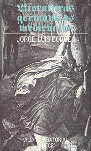 9788420617381: Literaturas germánicas medievales (El Libro de bolsillo ; 738 : Sección Literatura) (Spanish Edition)