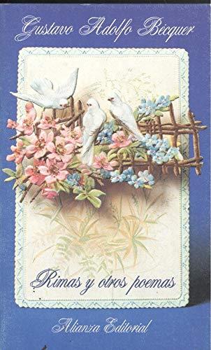 Rimas y otros poemas (El Libro de: Becquer, Gustavo Adolfo