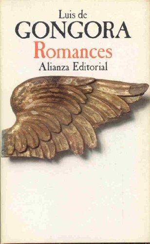 9788420617428: Romances