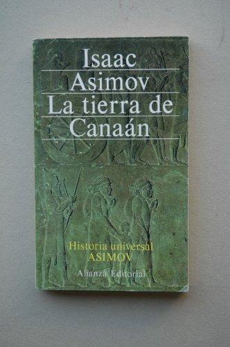 9788420617848: La Tierra De Canaán