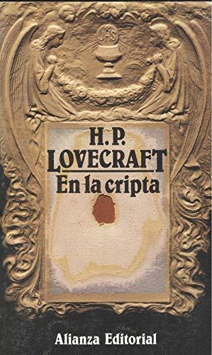 En La Cripta,: Lovecraft, H. P.