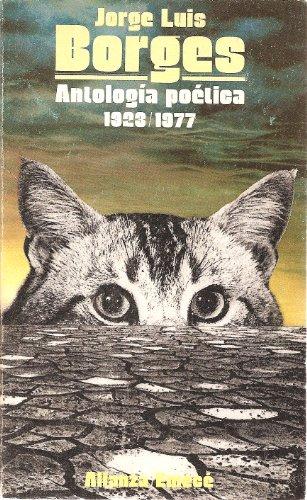 9788420618050: Antologia poetica 1923-1977 (Seccion Literatura)