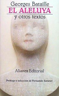 9788420618173: El aleluya y otros textos / The Alleluia and other texts (Spanish Edition)