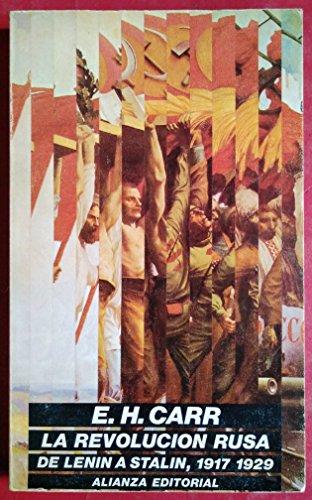 9788420618302: La revolucion rusa de lenin a stalin,1917-1929