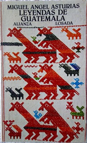 9788420618470: Leyendas de Guatemala (Libro De Bolsillo, El)