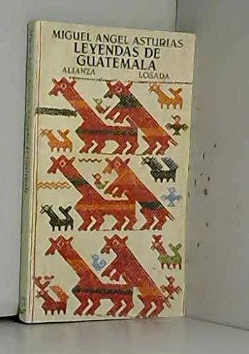 9788420618470: Leyendas De Guatemala (Sección Literatura) (Spanish Edition)