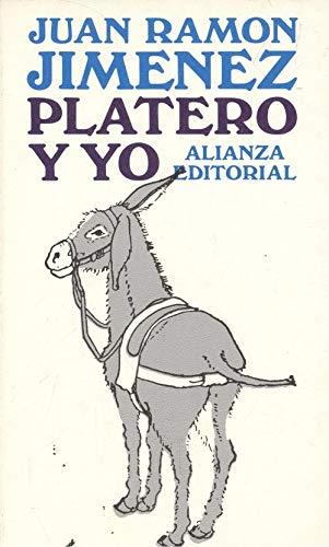 9788420618517: Platero y yo