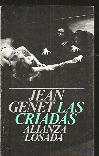 Las Criadas / The Maids (Spanish Edition) (8420619353) by Jean Genet