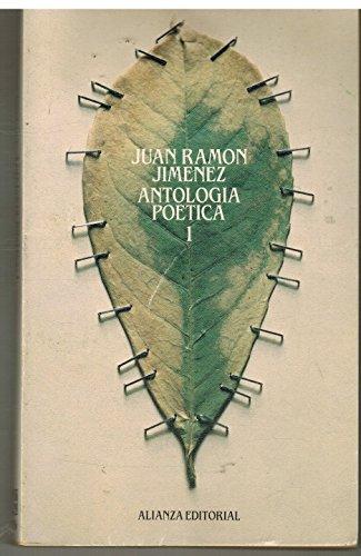 1900-1917 (antologia poetica; t.1): Juan Ramon Jimenez