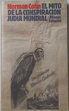 9788420619422: El mito de la conspiracion judia mundial/ The Myth of the Worlwide Jewish Conpiracy (Spanish Edition)