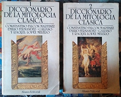 9788420619613: Diccionario de la mitologia clasica