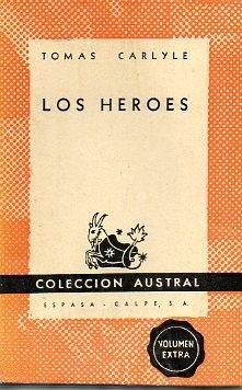 9788420619750: Los Héroes