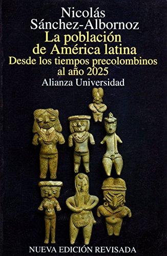 9788420620534: Poblacion de América latina