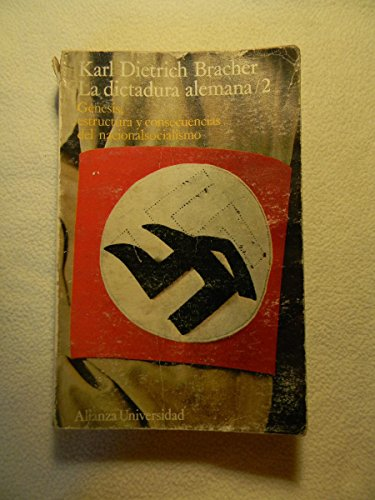 la dictatura alemana 2: bracher