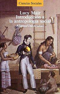 9788420620671: Introducción a la antropología social (Alianza Universidad (Au))