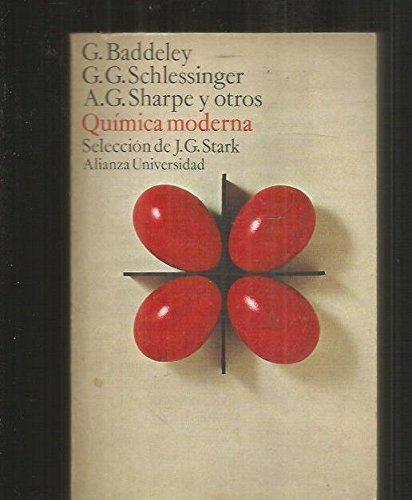 9788420620985: Quimica moderna