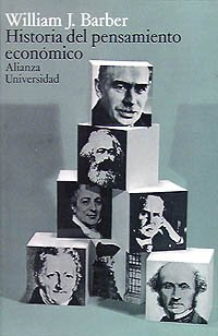 9788420621012: Historia del pensamiento economico/ History of Economic Thoughts (Spanish Edition)