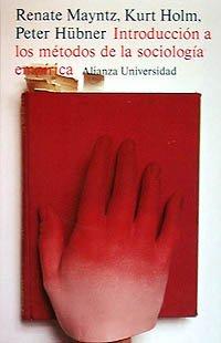 9788420621319: Introducción a los métodos de la sociología empírica (Alianza Universidad (Au))